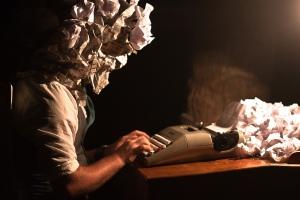Un tipico scrittore