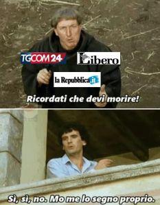 Del Coronavirus in Italia